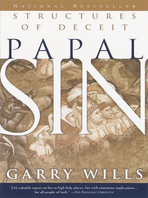 cover image of Papal Sin