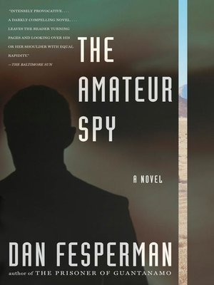 cover image of The Amateur Spy
