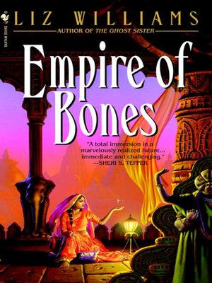 cover image of Empire of Bones
