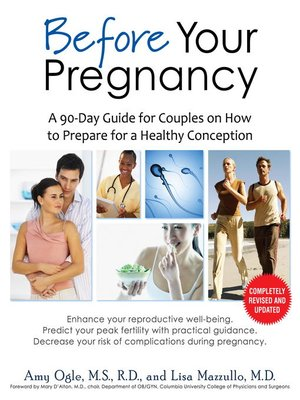 cover image of Before Your Pregnancy