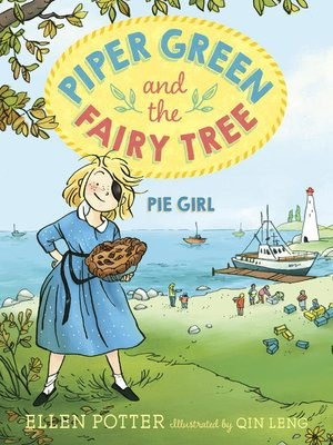 cover image of Pie Girl