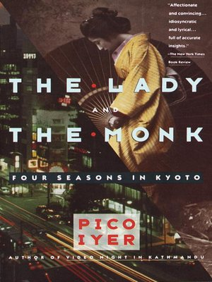 cover image of The Lady and the Monk