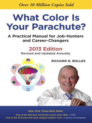 cover image of What Color Is Your Parachute?
