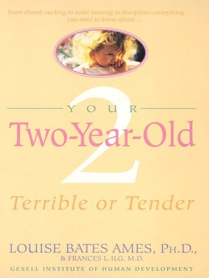 cover image of Your Two-Year-Old