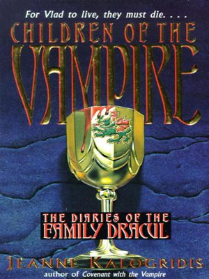cover image of Children of the Vampire