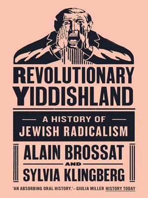 cover image of Revolutionary Yiddishland
