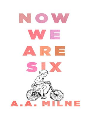 cover image of Now We Are Six