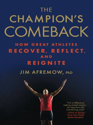 cover image of The Champion's Comeback