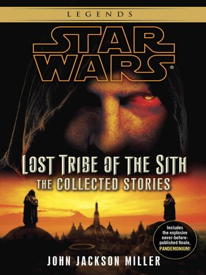 cover image of Lost Tribe of the Sith