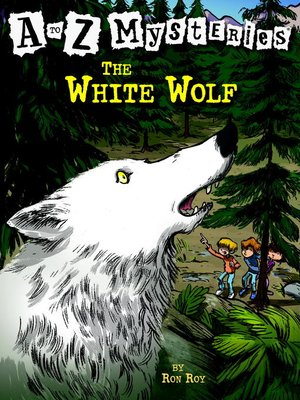 cover image of The White Wolf