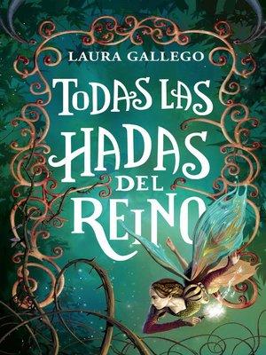 cover image of Todas las hadas del reino