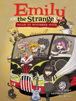 cover image of Emily and the Strangers (2013), Volume 3