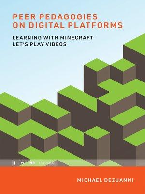 cover image of Peer Pedagogies on Digital Platforms
