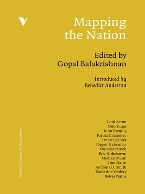 cover image of Mapping the Nation