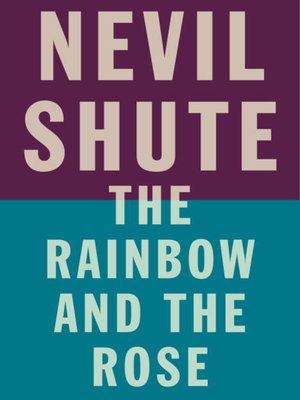 cover image of The Rainbow and the Rose