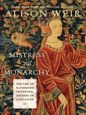 cover image of Mistress of the Monarchy