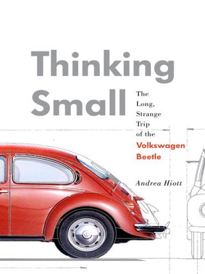 cover image of Thinking Small