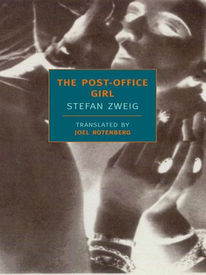 cover image of The Post-Office Girl