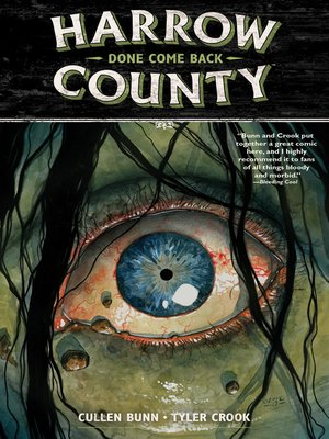 cover image of Harrow County Volume 8