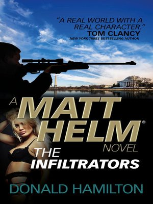 cover image of The Infiltrators