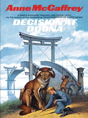 cover image of Decision at Doona