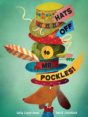 cover image of Hats Off to Mr. Pockles!