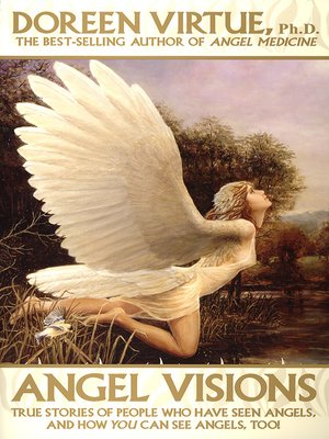 cover image of Angel Visions