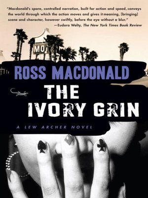 cover image of The Ivory Grin