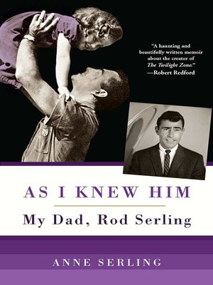 cover image of As I Knew Him