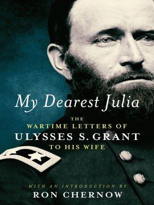 cover image of My Dearest Julia