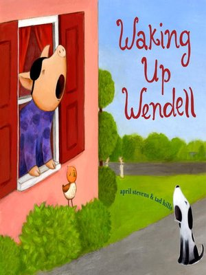 cover image of Waking Up Wendell