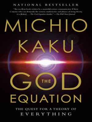 cover image of The God Equation