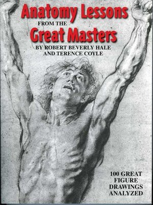 cover image of Anatomy Lessons From the Great Masters