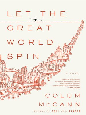 cover image of Let the Great World Spin