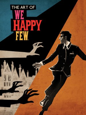 cover image of The Art of We Happy Few