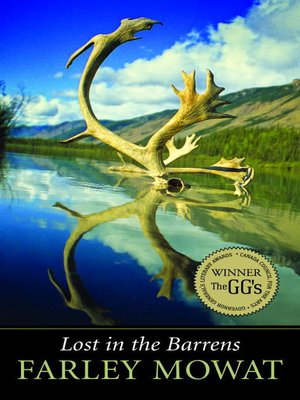 lost in the barrens epub