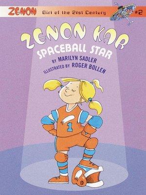 cover image of Zenon Kar: Spaceball Star