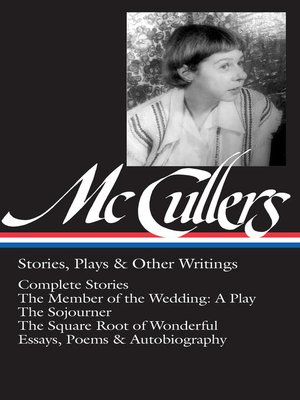cover image of Carson McCullers