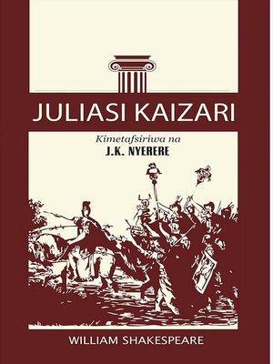 cover image of Juliasi Kaizari