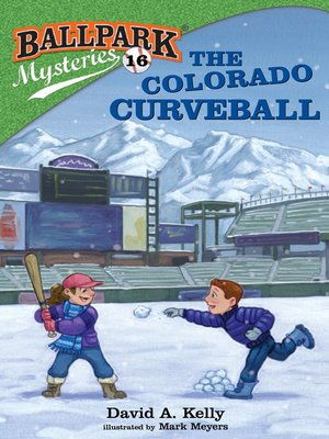cover image of Ballpark Mysteries #16