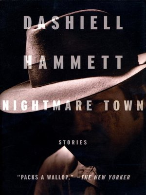 cover image of Nightmare Town