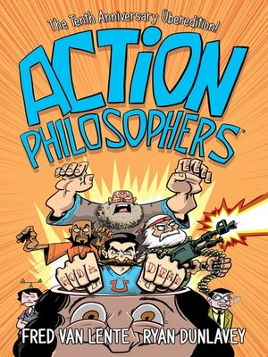 cover image of Action Philosophers!