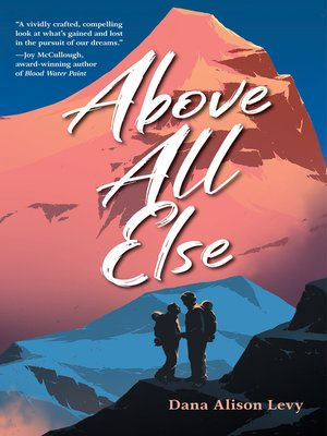 cover image of Above All Else