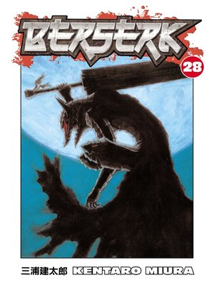cover image of Berserk, Volume 28