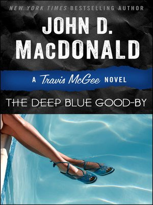 cover image of The Deep Blue Good-by