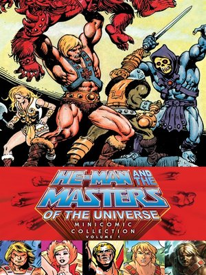 cover image of He-Man and the Masters of the Universe Minicomic Collection, Volume 1