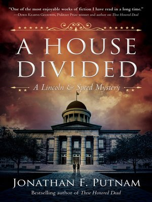 A House Divided Book Cover