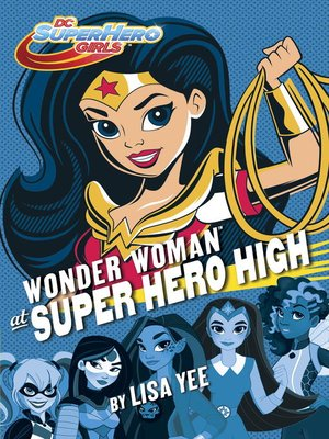 cover image of DC Super Hero Girls #1