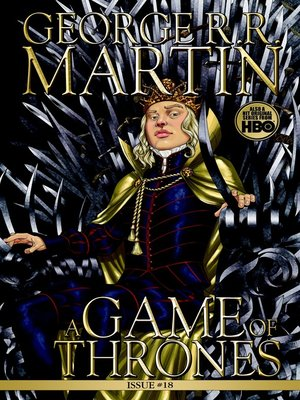 cover image of A Game of Thrones: Comic Book, Issue 18
