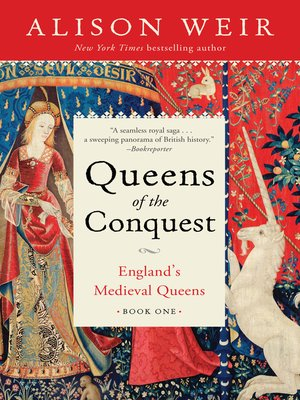 cover image of Queens of the Conquest
